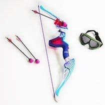 archery tag kinder set